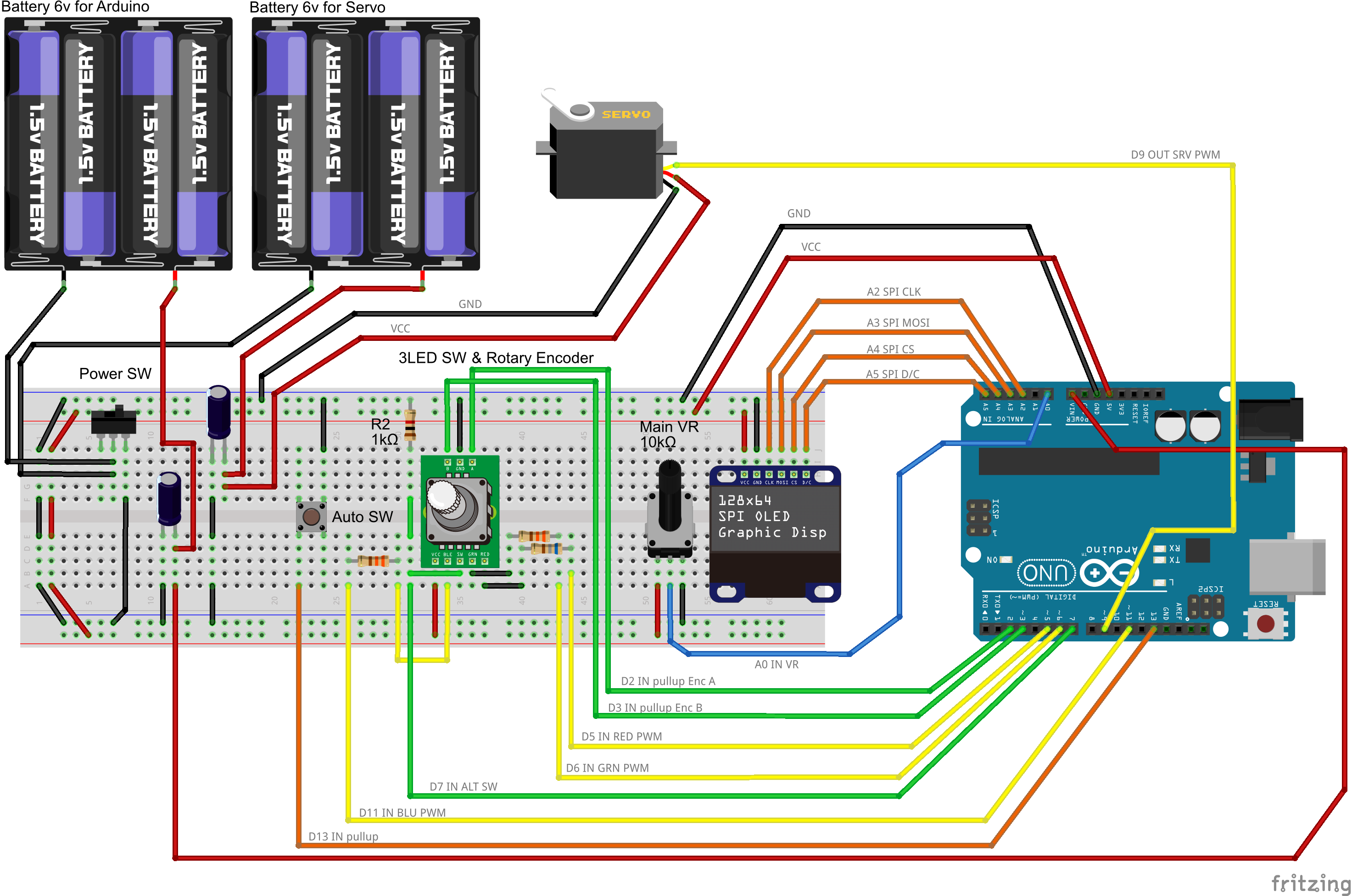 Ar Focus Wiring Jumbleat Illustration Wired Breakboard
