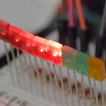 ArduinoとLEDでナイトライダー