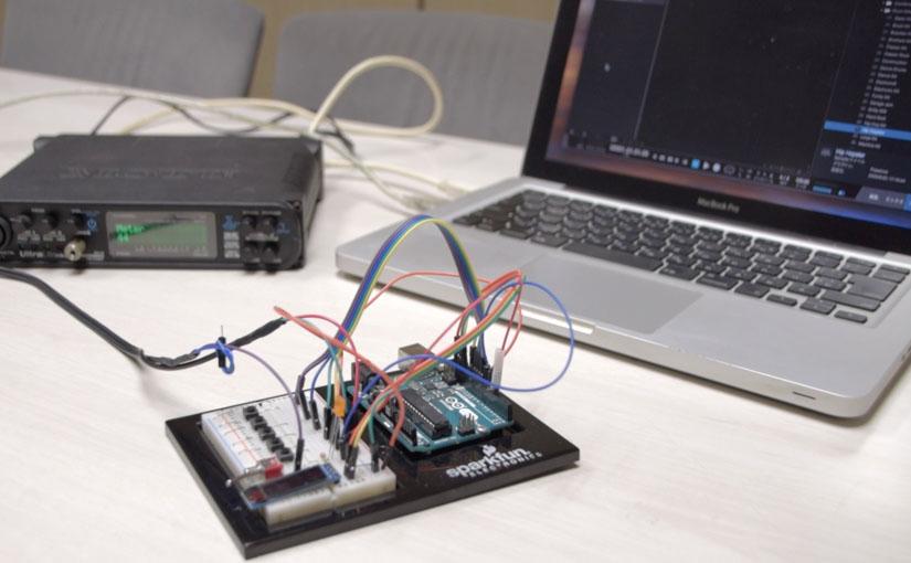 ArduinoでMIDI送信