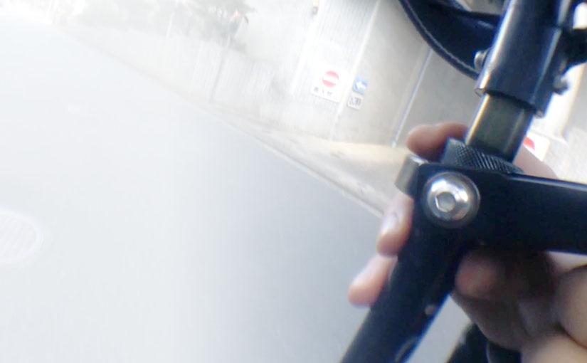 Flycam nanoの握り方 Video
