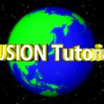 Fusion Tutorial 06 :<br /><span>地球</span>