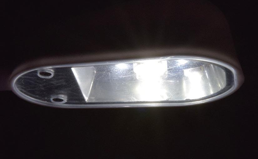 100円LEDライトを改造する