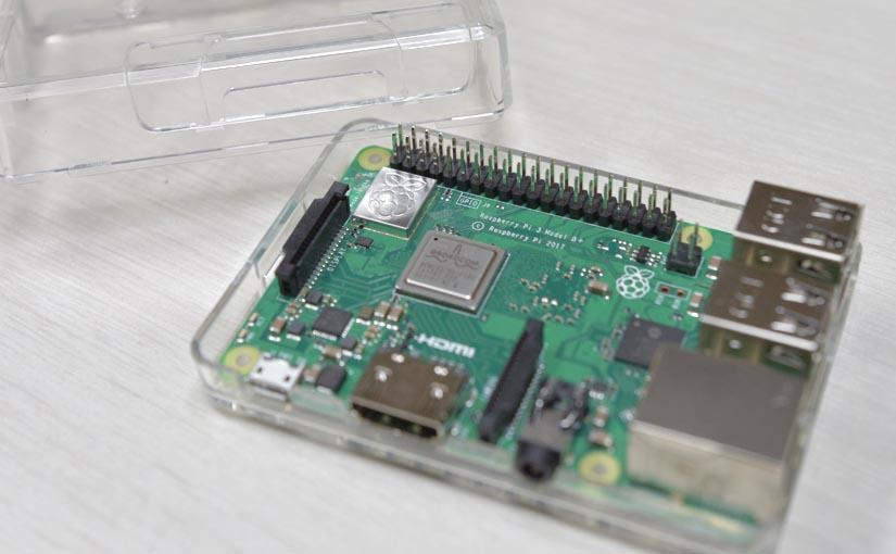 Raspberry Pi 3+ も入手